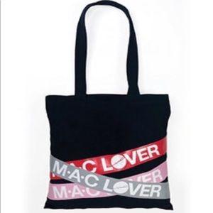 🌺MAC Cosmetics MAC Lover Shopping Tote/Beach Bag